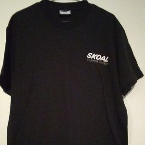 Vintage Men's SKOAL Tobacco Shirt - Size Large